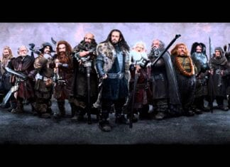 The Misty Mountains Cold - The Hobbit