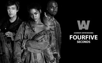 Rihanna And Kanye West And Paul McCartney - FourFiveSeconds