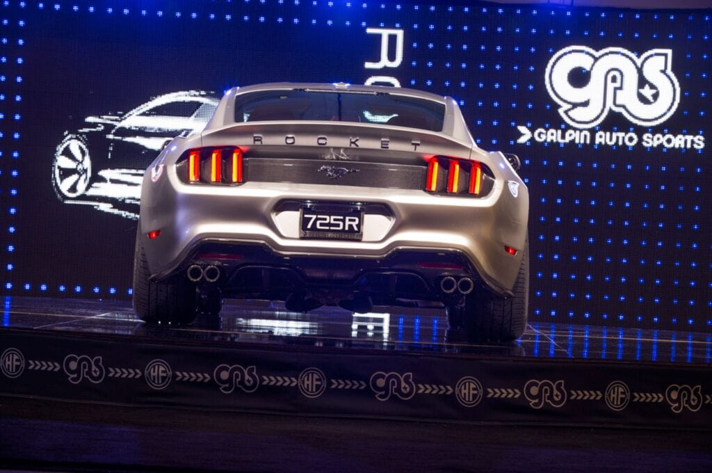 2015 Ford Mustang Galpin Rocket A 725 Hp Fisker Designed