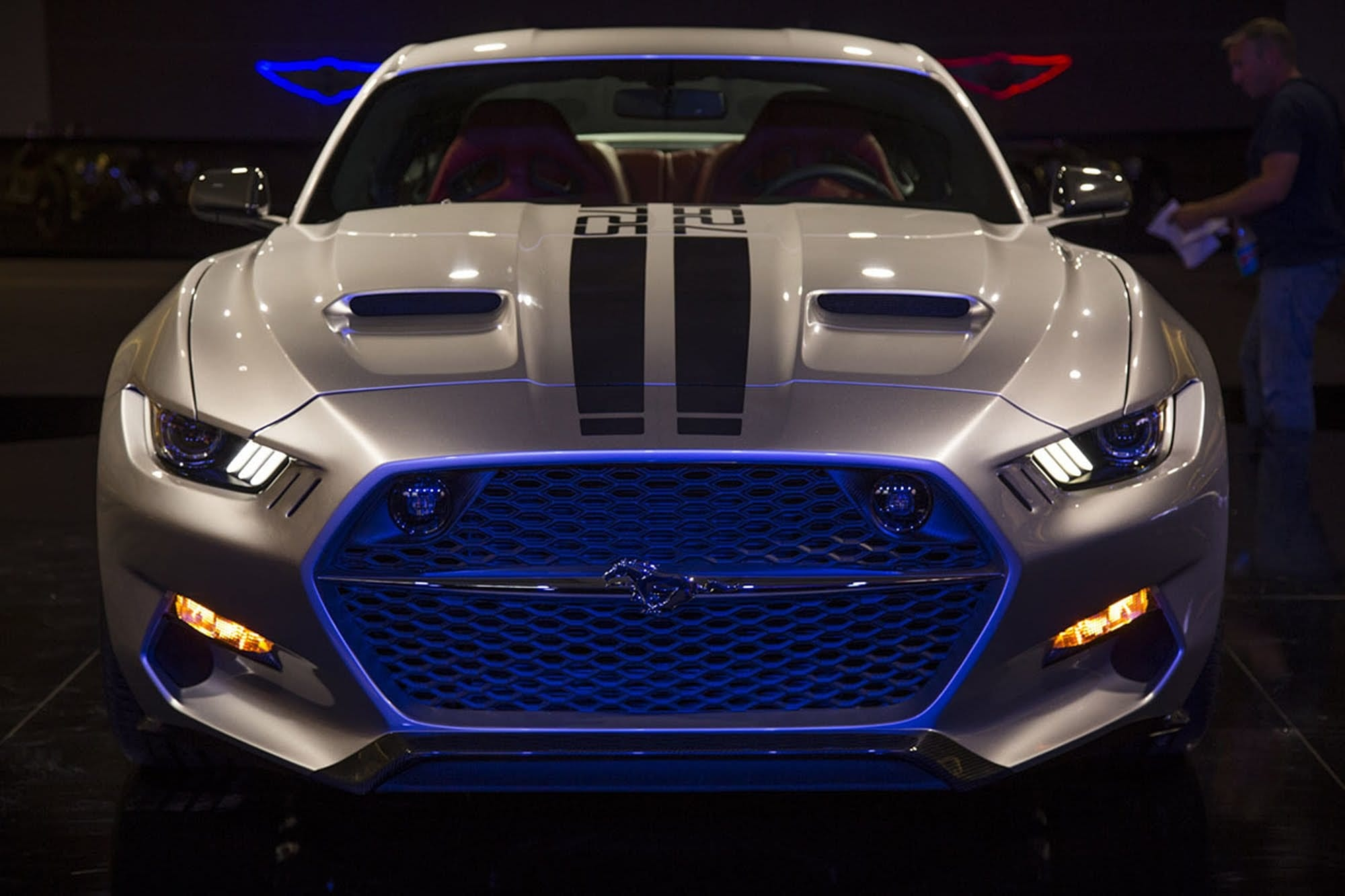 2015 Ford Mustang Galpin Rocket A 725 1