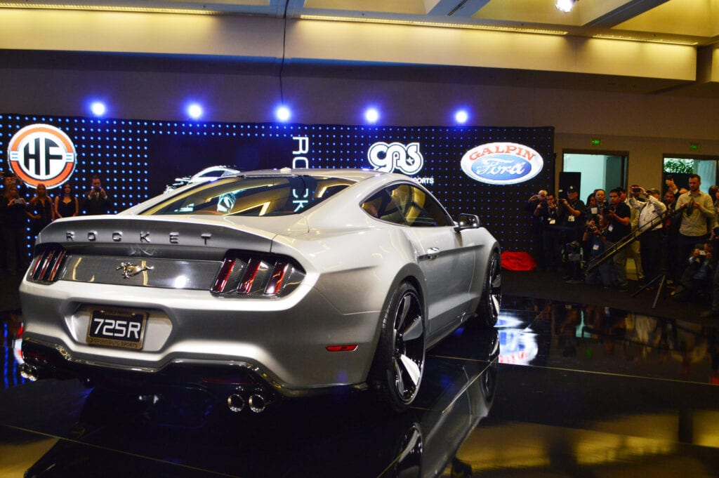 Galpin-Fisker Rocket is the Ultimate Mustang – The Mustang Source