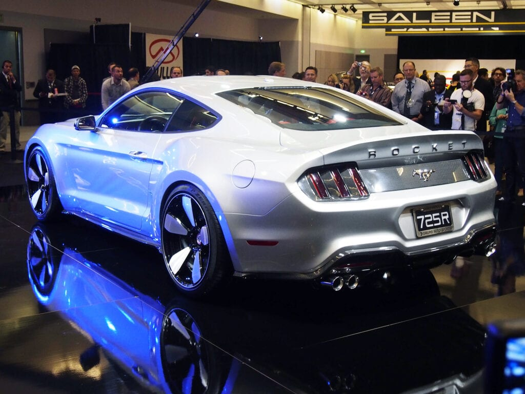 Henrik Fisker Is Back With a Ferocious $100K Custom Mustang | WIRED