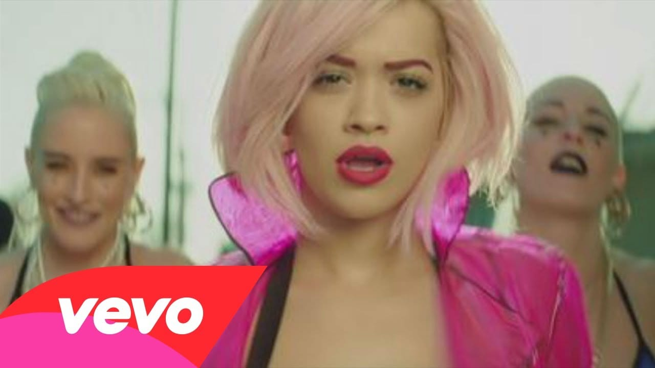 RITA ORA - I Will Never Let You Down 1