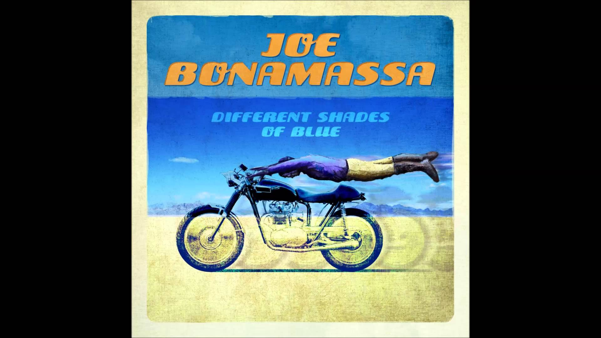 JOE BONAMASSA - Get Back My Tomorrow 1