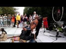 The last of the Mohicans by Alexandro Querevalú