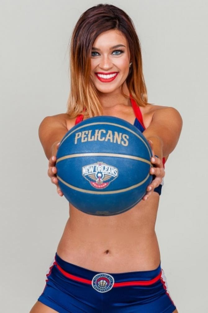 Amber (New Orleans Pelicans)