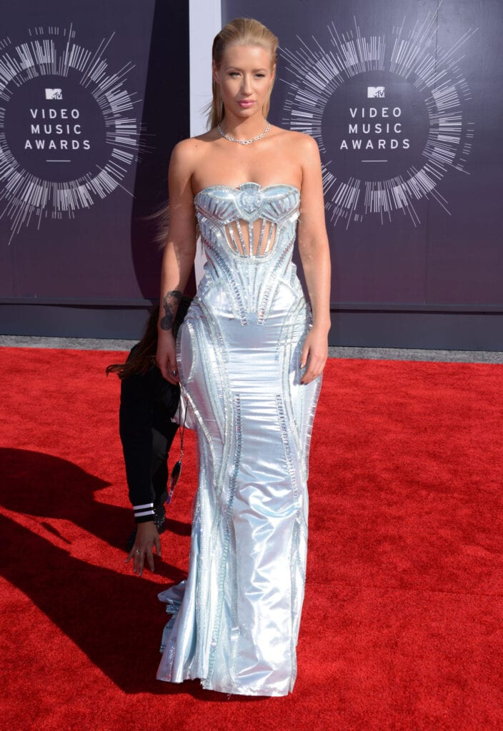 51510900 Celebrities at the 2014 MTV Video Music Awards at the Forum in Inglewood, California on August 24, 2014. Celebrities at the 2014 MTV Video Music Awards at the Forum in Inglewood, California on August 24, 2014. Pictured: Iggy Azalea FameFlynet, Inc - Beverly Hills, CA, USA - +1 (818) 307-4813 RESTRICTIONS APPLY: NO FRANCE