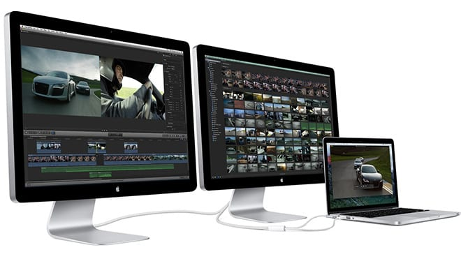 Apple Thunderbolt Display'in Fişini mi Çekiyor? 1