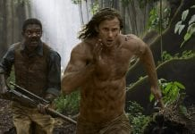 The Legend Of Tarzan Filminden 360 Derece Video