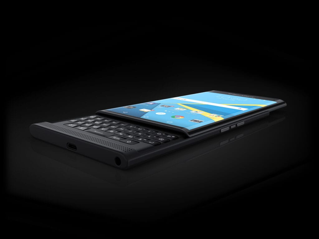 Everything we know about the BlackBerry Priv Android Slider …