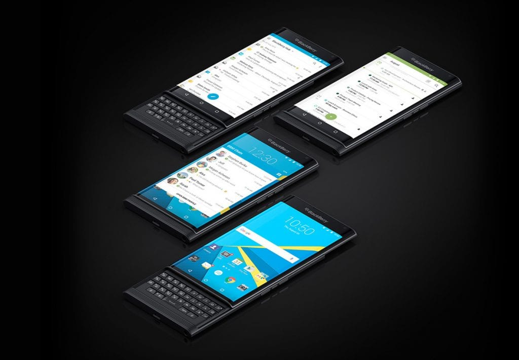 Official BlackBerry Priv listings pop up with detailed specs and …