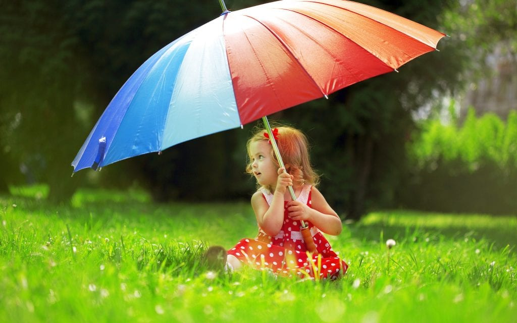 2560×1600 Child, Children, Beautiful Baby Hd, Girl With Umbrella …