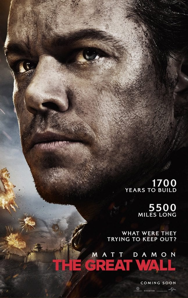 Codo CnWgAA3qq9 647x1024 Çin'in En Pahalı Filmi The Great Wall İçin İlk Fragman Yayınlandı TV & medya dünyası  the great wall fragman the great wall matt damon çin seddi çin filmi