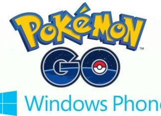 Windows Phone Kullananlara Pokemon Go Müjdesi