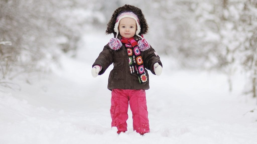 little girl lonely winter cute lovely beautiful elegant happiness …