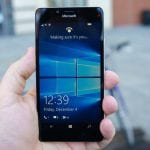 Anniversary Update Windows 10 Mobile İçinde Geliyor