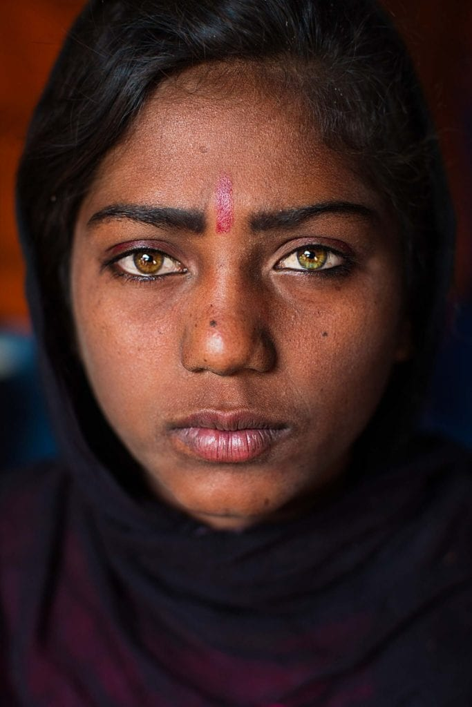The Atlas of Beauty- — Sunita is one of the beautiful children …
