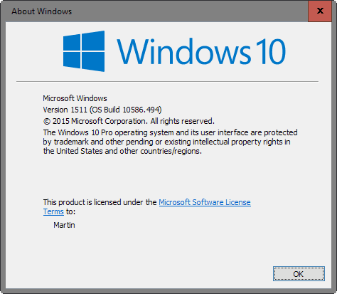 windows-10-version