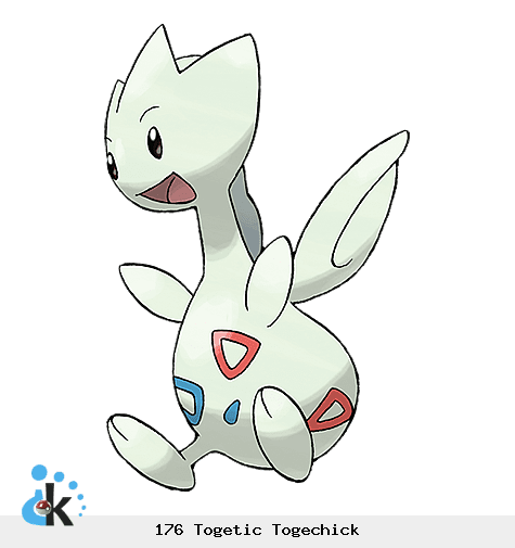 176 Togetic Togechick