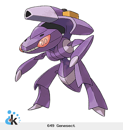 649 Genesect