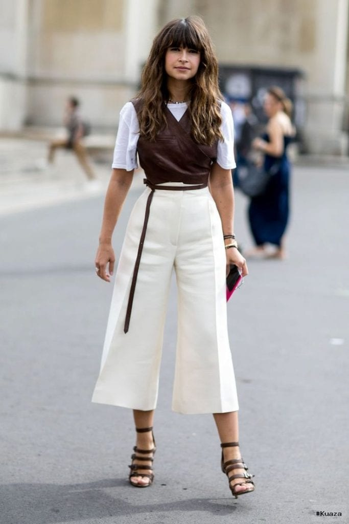 5 Creative Ways to Style Cropped Pants – Glam Radar