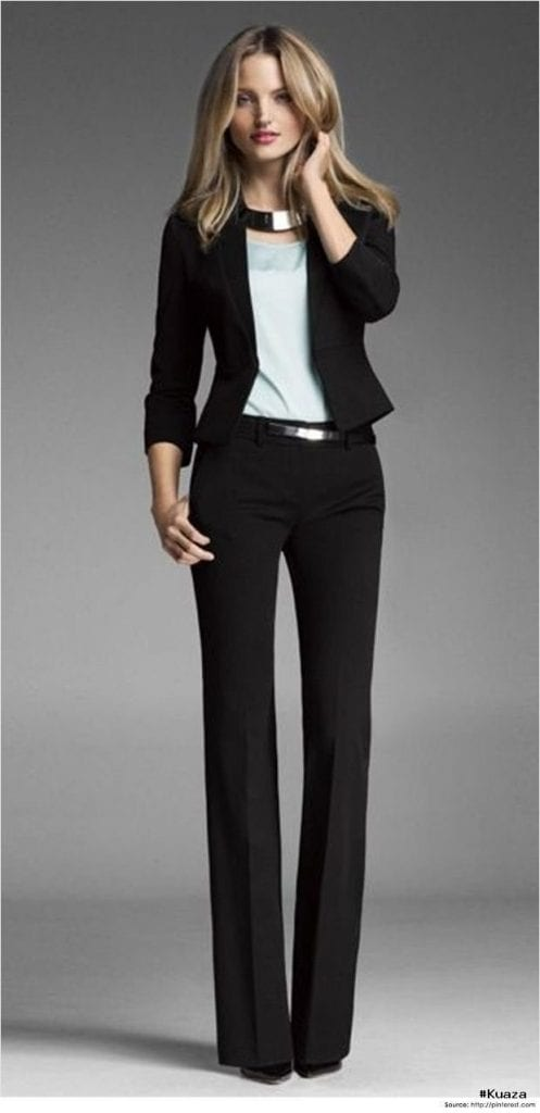 1000+ ideas about Business Suit Women on Pinterest | Casual Attire …
