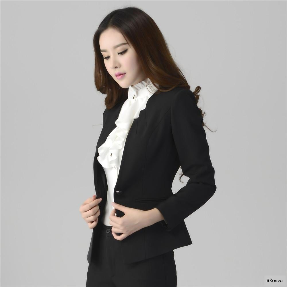 2016 Women's Business Suits,Formal Office Pant Suits,female Work …