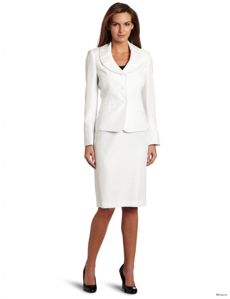 2pc Chancelle Brocade Women's Church Suit | First Lady | Pinterest …
