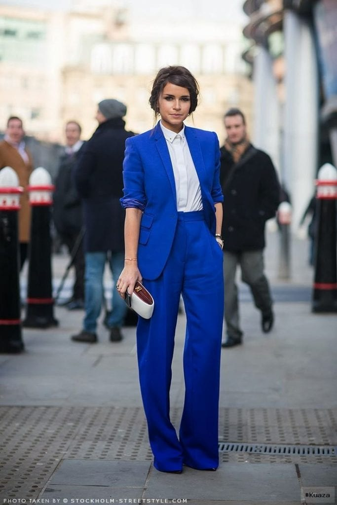 What Women's Pant Suits Are In Style For 2015 | FashionGum.com