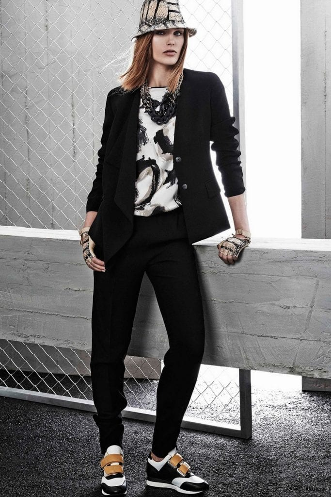 What Women's Pant Suits Are In Style For Spring 2015 …