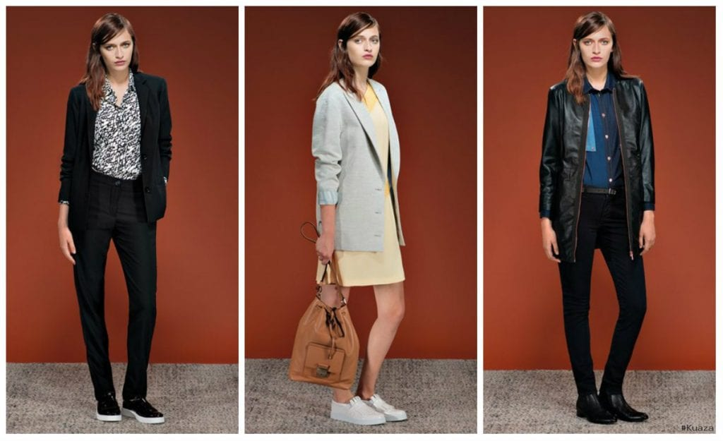 Women's fashion clothing from Tru Trussardi Spring Summer 2016 …