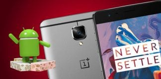 OnePlus Android 7.1.1
