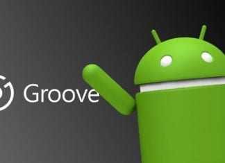 groove music android