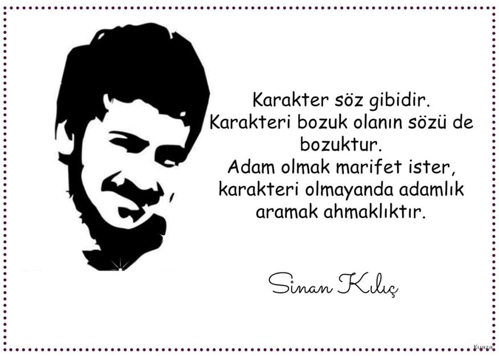 11 best images about Sinan Kılıç Sözler on Pinterest | Bu