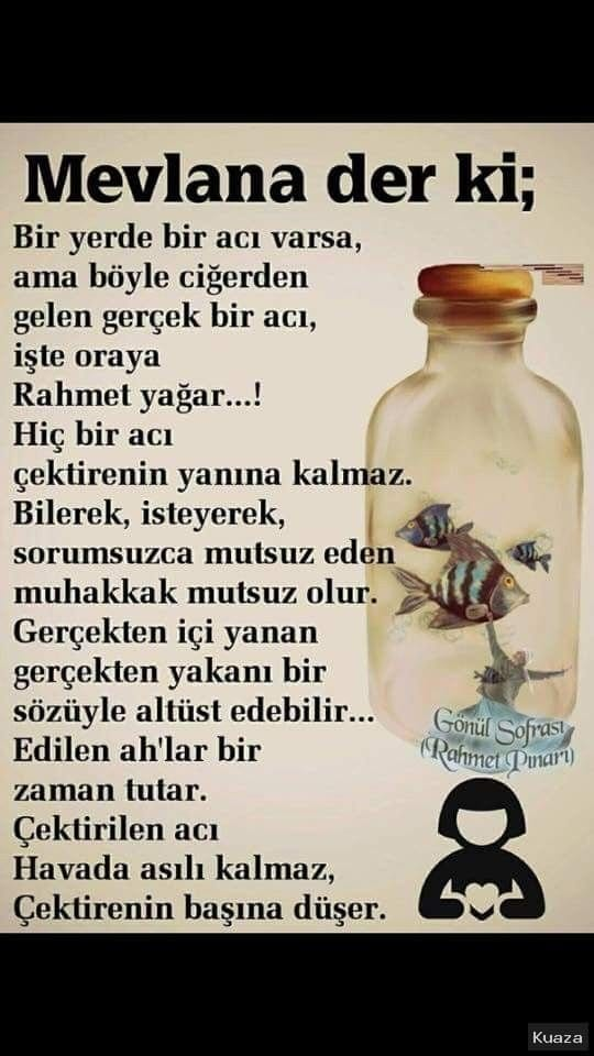 4269 best Güzel sözler images on Pinterest | Quote, Quotes and …